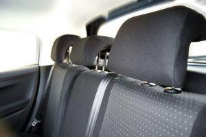 Autopotahy Nissan Almera, s loketní opěrkou, od r. 1995-2001, PRACTIC Vyrobeno v EU
