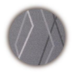 Autopotahy SUBARU FORESTER III, od r. 2008, AUTHENTIC DOBLO, matrix šedý