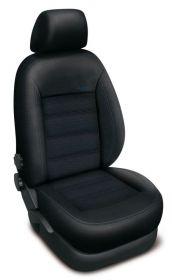 Autopotahy Ford Mondeo IV, bez zadní loket. op.,od r. 2007, AUTHENTIC DOBLO, žakar modrý