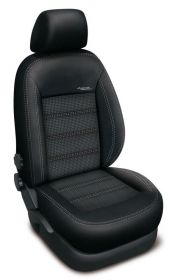 Autopotahy Ford Mondeo IV, bez zadní loket. op.,od r. 2007, AUTHENTIC DOBLO, žakar audi