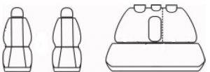 Autopotahy HYUNDAI ELANTRA V, od r. 2010, AUTHENTIC DOBLO, vlnky černé