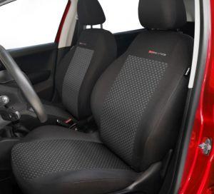 Autopotahy Citroen C3 , 5 dveř, od r. 2002 do 2008, černé Vyrobeno v EU