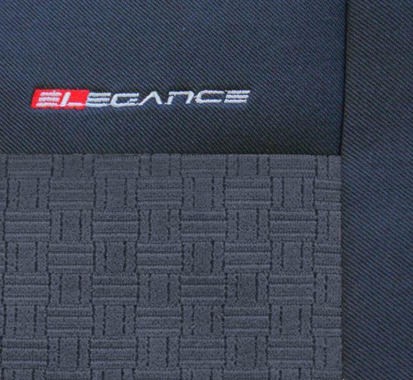 Autopotahy Citroen C4 Picasso I, od r. 2006-2013, 5 míst, antracit Vyrobeno v EU