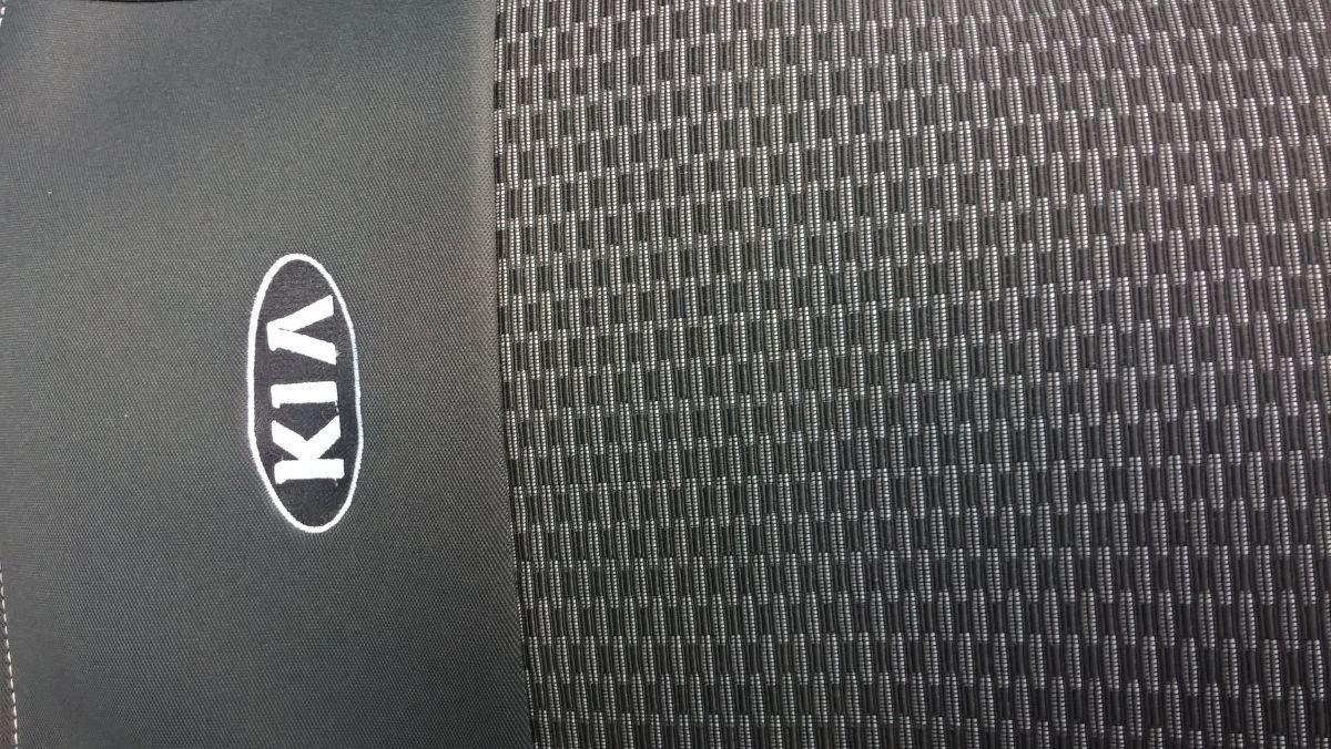 Autopotahy LUXUS KIA SORENTO II, od r. 2010-2015, PREMIUM PLUS ŠEDÝ Vyrobeno v České Republice