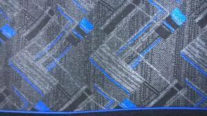 Autopotahy Škoda Octavia I, dělená, zadní loketní opěrka, modré dolomit,černé boky
