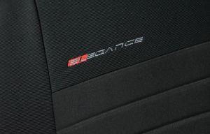 Autopotahy Dacia Logan sedan, od r. 2004, prolis