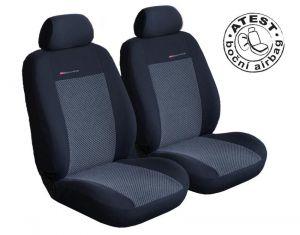 Autopotahy Peugeot Bipper, 2 místa, od r. 20807, černé