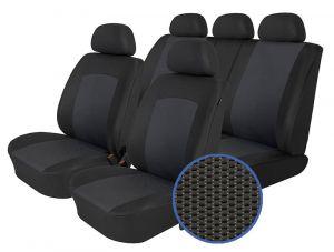 Autopotahy SEAT IBIZA IV, DĚLENÁ, od r. 2008, Dynamic grafit