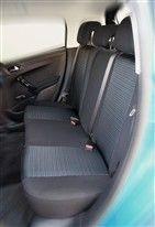 Autopotahy Volkswagen Bora, s loketní opěrkou od r 1996-2006, PRACTIC Vyrobeno v EU