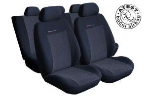 Autopotahy Seat Alhambra, od r. 94-2010, 7 míst, antracit LUX STYLE
