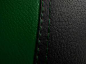 Autopotahy Citroen C4 PICASSO II, od r. 2010, 5 míst, kožené EXCLUSIVE zelené Vyrobeno v EU