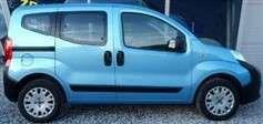 Autopotahy Peugeot Bipper, 5 míst,šité na míru od r. 2007, šedo černé LUX STYLE Vyrobeno v EU