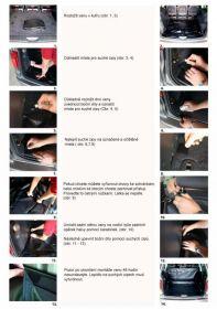 Vana do kufru Hyundai ix 55, BOOT- PROFI CODURA