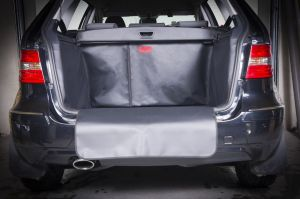 Vana do kufru VW Tiguan od 11/2007 se soupr. pro opravu pneumatik, BOOT- PROFI CODURA