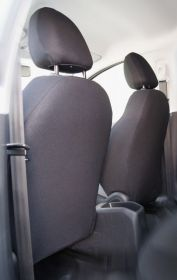 Autopotahy Peugeot Partner II, od 2008r., 5 míst, PRACTIC Vyrobeno v EU